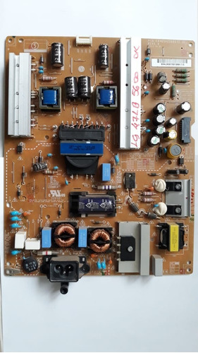 placa fonte lg 47lb6500 47lb5800 47lb5600 placa eax65423801