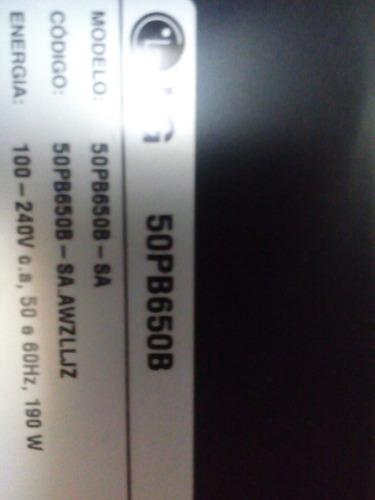 placa fonte lg50pb650b
