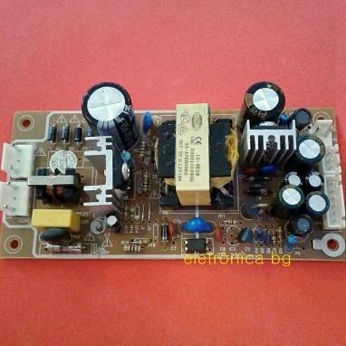 placa fonte micro system philco ph673 original nova