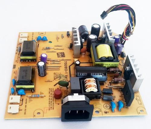placa fonte monitor aoc 712sa 715g1813-1 testada