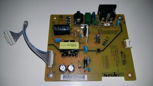 placa fonte monitor lg e1641c lgp-019