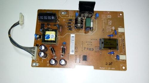 placa fonte monitor lg w1542s