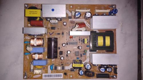 placa fonte original tv samsung ln32a330j1 - bn44-00191b