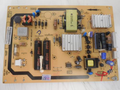 placa fonte philco ph32m 40-p081c0-pwd1xg semp le3264 orig.