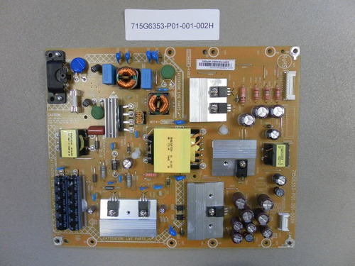 placa fonte philips 40pfg4309/78