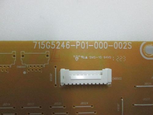 placa fonte philips 46pfl4707g/78 715g5246-p01-000-002s
