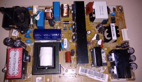 placa fonte samsung ln32c400e4m