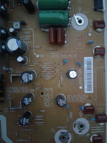 placa fonte samsung pl51f4000 codigo bn44-00678a