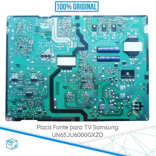 placa fonte samsung un65ju6000g un65ju6000gxzd bn44-00805a