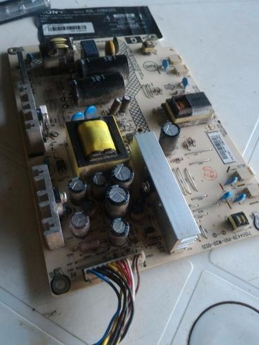 placa fonte sony kdl22bx325