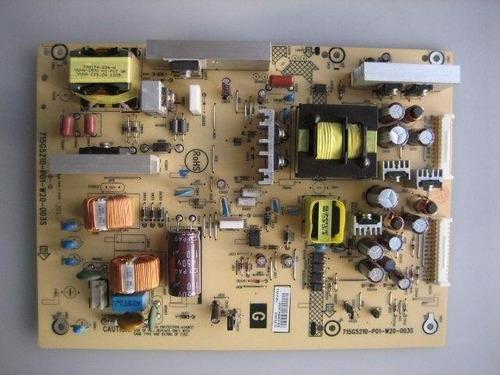 placa fonte tv lg 39lb5600 -eax65423701[1.9]
