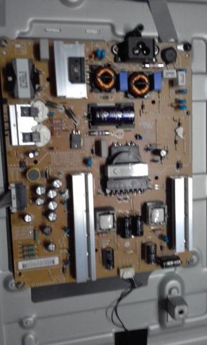 placa fonte tv lg 55lb5600 55lb6200 55lb6500 nova garantia