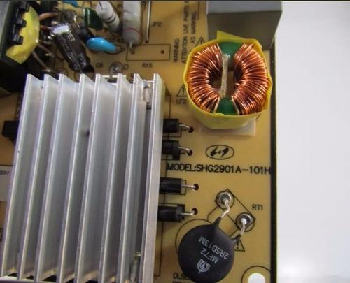 placa fonte tv philco ph29t21d - shg2901a-101h