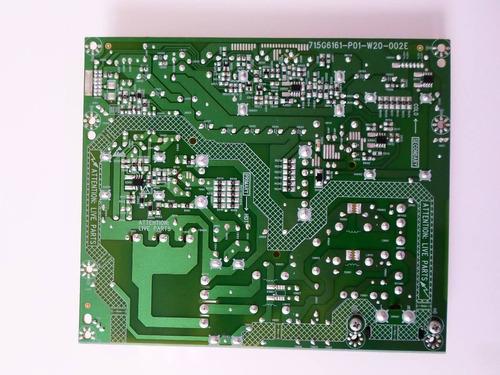 placa fonte tv philips 39pfg4109/78 (715g6161-p01-w20-002e)