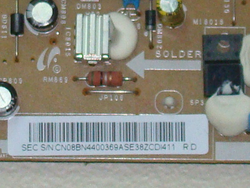 placa fonte tv samsung bn44-00369a