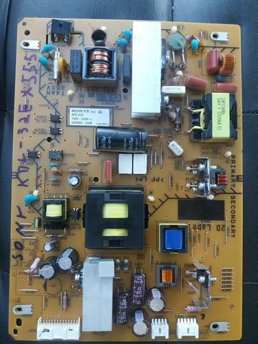 placa fonte tv sony led kdl-32ex555 aps-323b aps-323