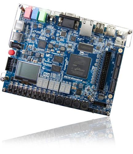placa fpga de10-standard (p0493)