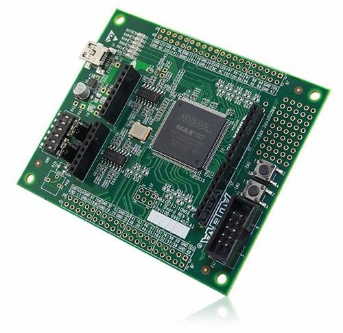 placa fpga intel/altera max 10 fpga (p/n:  t0195)