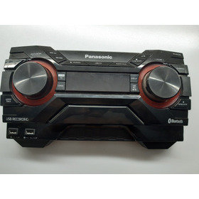 Placa Frontal Mini System Panasonic Modelo Sa-akx220