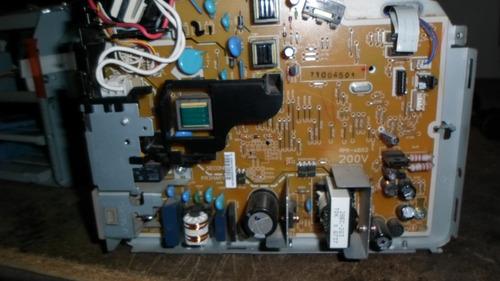 placa fuente hp p1005 funcionado perfecto