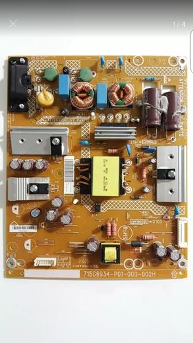 placa fuente tv philips 40pfg5000 77 hago envios
