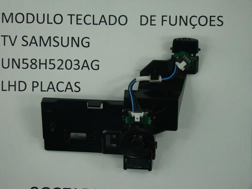placa funçoes tv samsung un58h5203ag bn41-02149a