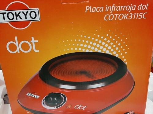 placa infrarroja tokyo con cacerola. cotok3115c