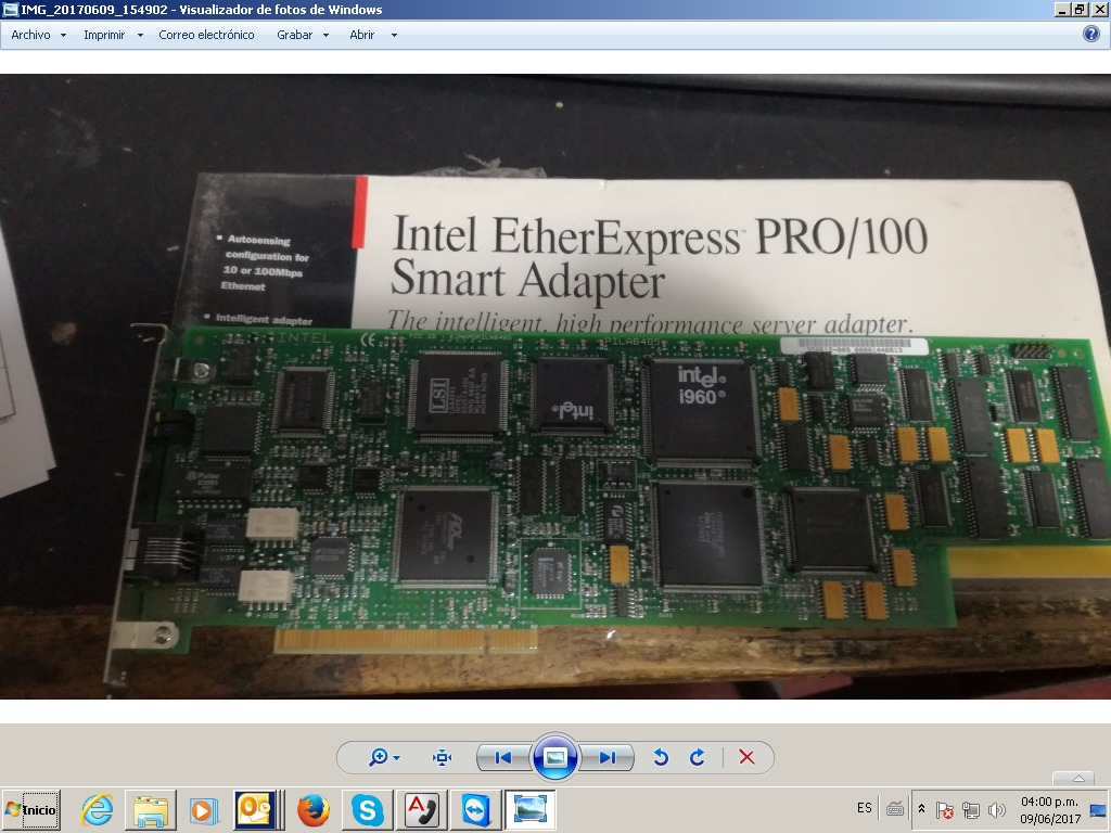INTEL ETHEREXPRESS PRO 100 SMART ADAPTER DRIVERS FOR WINDOWS 7