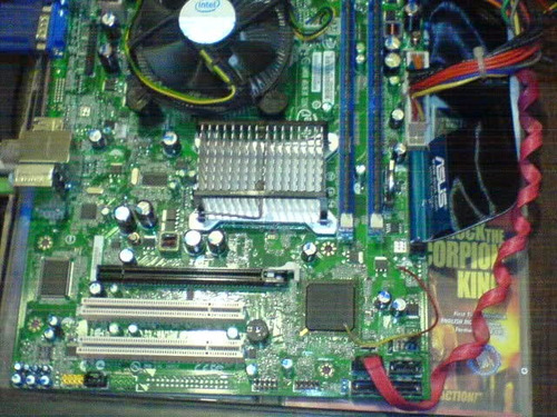 placa intel socket 775