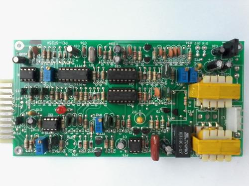placa interface central  radio transceptor  saturno rms10