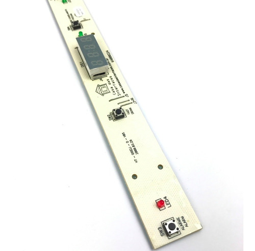 placa interface geladeira df46 electrolux 64800224 cdi