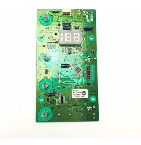 placa interface geladeira electrolux df51 df52 64502354