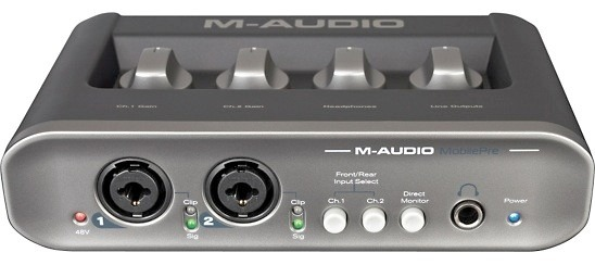 M AUDIO MOBILEPRE DRIVERS FOR WINDOWS 7