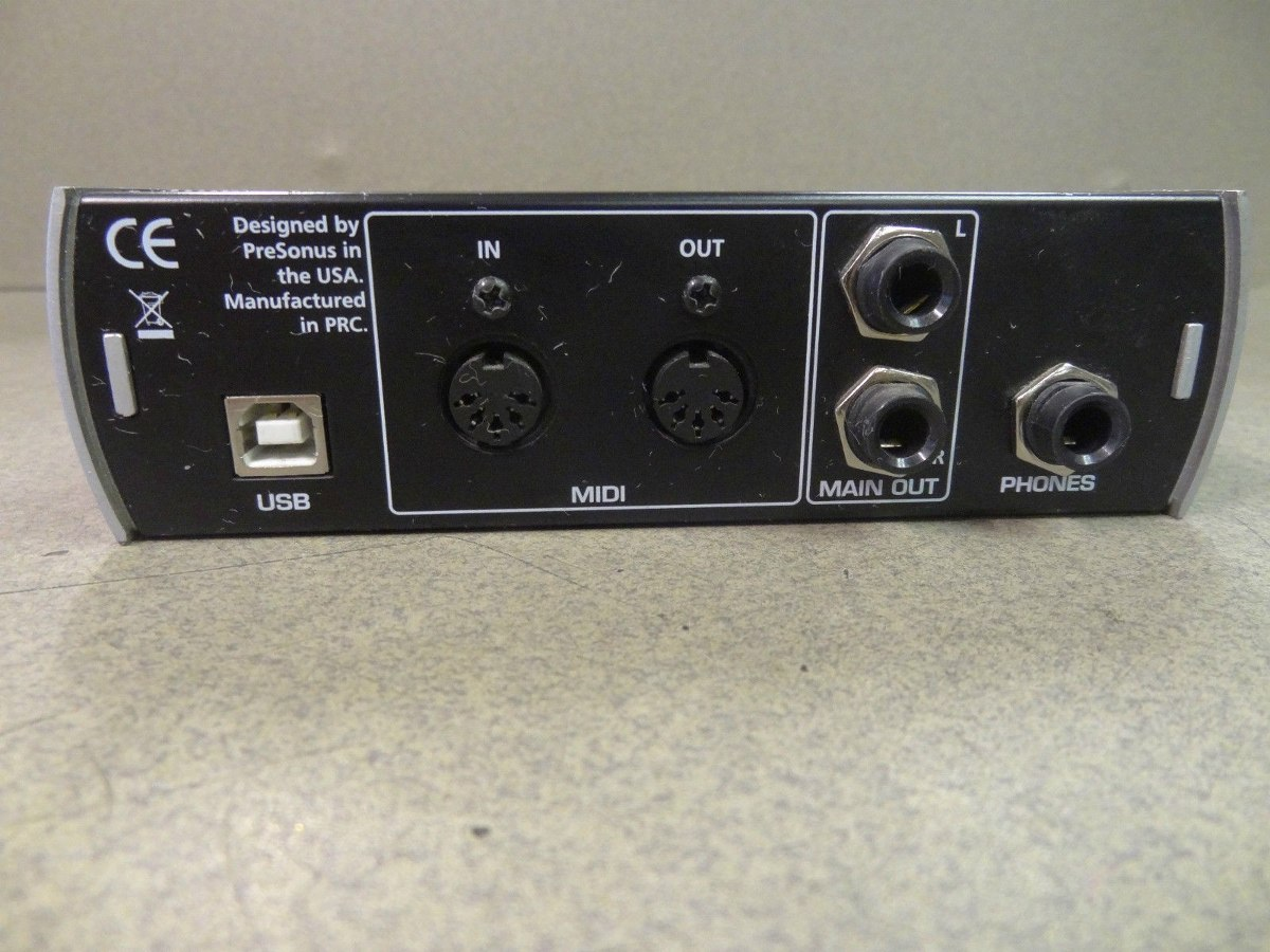 presonus audio box driver