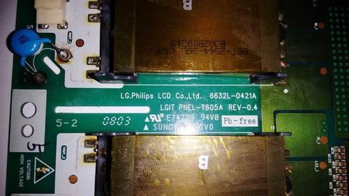 placa inverter da tv philips 32pfl5332/78 2300kfs21b(ly)-f