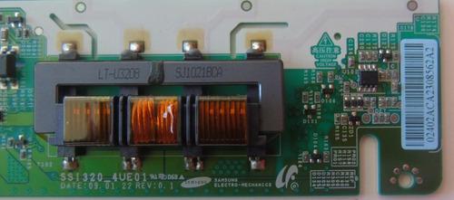 placa inverter inversora ssi320 4ue01 philco ph32d