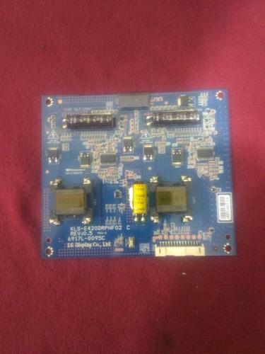 placa inverter lcd lg 42lm3400