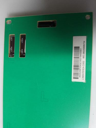 placa inverter led panasonic tc-39a400b l390h101