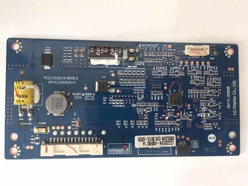 placa inverter lg 32ls4600/ 42ls4600/ 47ls4600