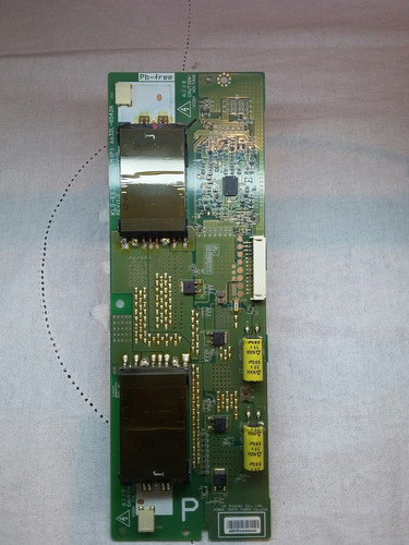 placa inverter panasonic tc-l37x10b kls-ee37pih16m (p)