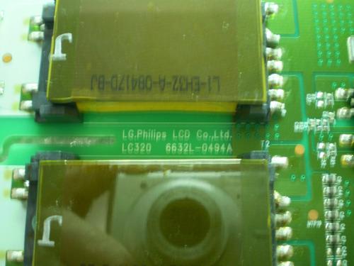 placa inverter philips 32pfl3403  6632l-0494a-2300ktg006a-f