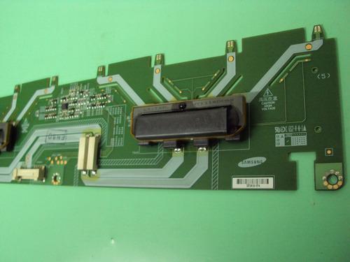 placa inverter samsung ln32d550 - sst320_4ua01 ( b19-528)