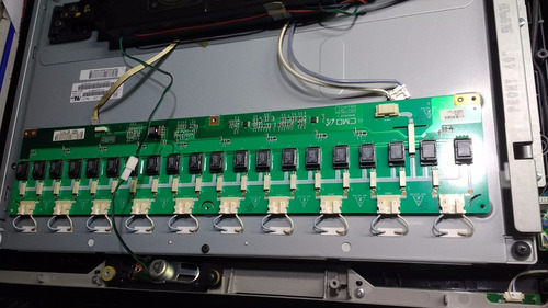 placa inverter samsung ln40a550