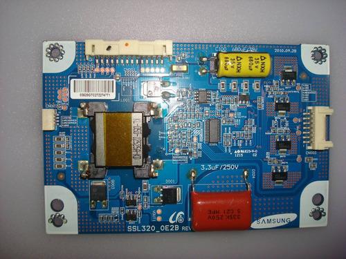 placa inverter sti le3250 - código: ssl320_0eb rev:0.1
