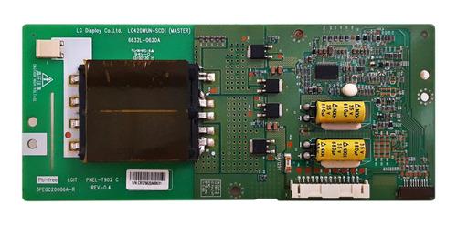 placa inverter tcl42c30b tcl42u30b 6632l 0620a