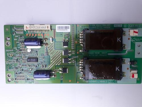 placa inverter tv 32 lg32lb9rt-me codigo 2300ktg006a-f
