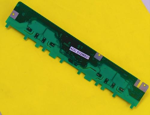 placa inverter tv aoc d32w931 // ssi320_4ua01 promoção