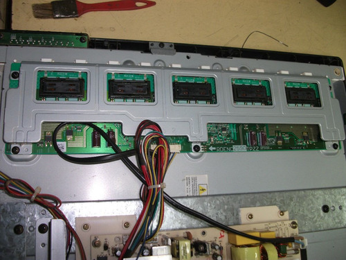 placa  inverter tv cce 32tl800