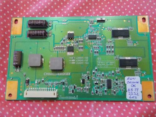 placa inverter tv led ken brown kb39-2222
