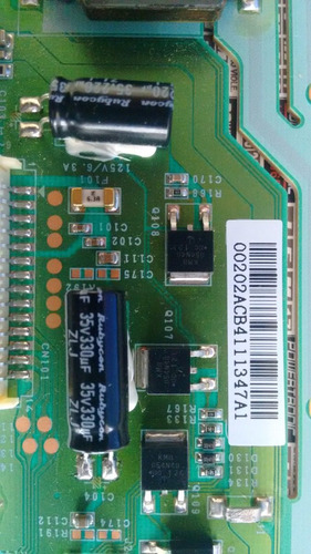 placa inverter tv philco ph32m4 ss1320-4up01 rev0.1